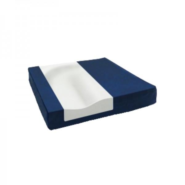 Almofada anti-escaras visco-anatómica