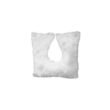 Almofada Anti-Escara Ferradura em Pele Sintética com Forra Suapel