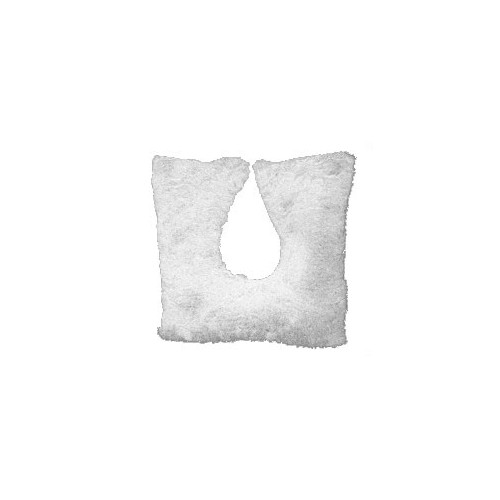 Almofada Anti-Escaras Ferradura em Pele Sintética com Forra Suapel