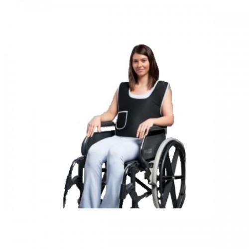 Colete de Fixação à Cadeira de Rodas