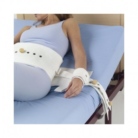 Cinto imobilizador de pulsos (fecho magnético)