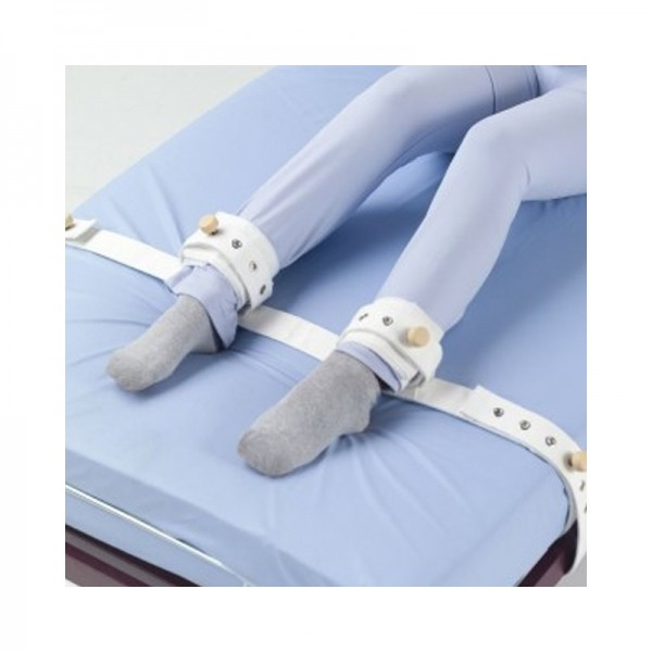 Cinto imobilizador de tornozelos (fecho magnético)