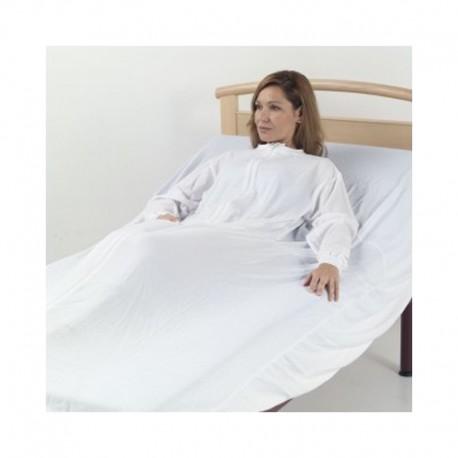 Lençol-pijama de adulto