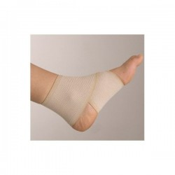 Apoio de tornozelo elástico