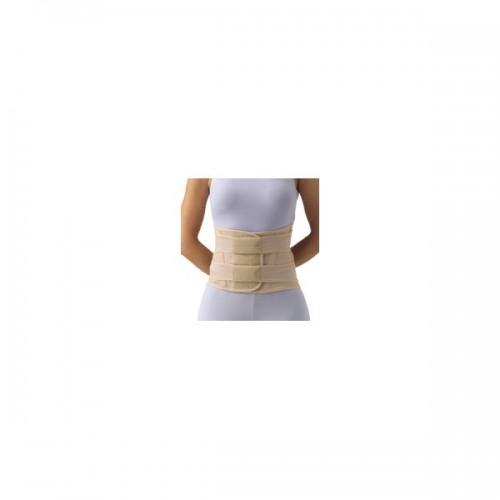 Cinta sacro-lombar semi-rígida (26cm)