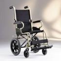 Cadeira de rodas de alumínio (versão trânsito)