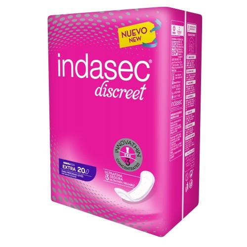 Absorvente Feminino Indasec Discreet