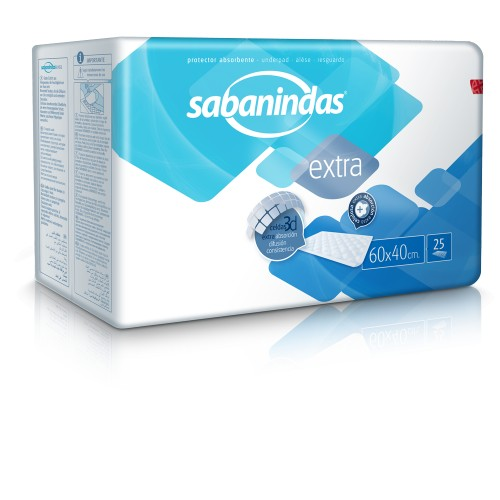 Protetor Absorvente Sabanindas Extra