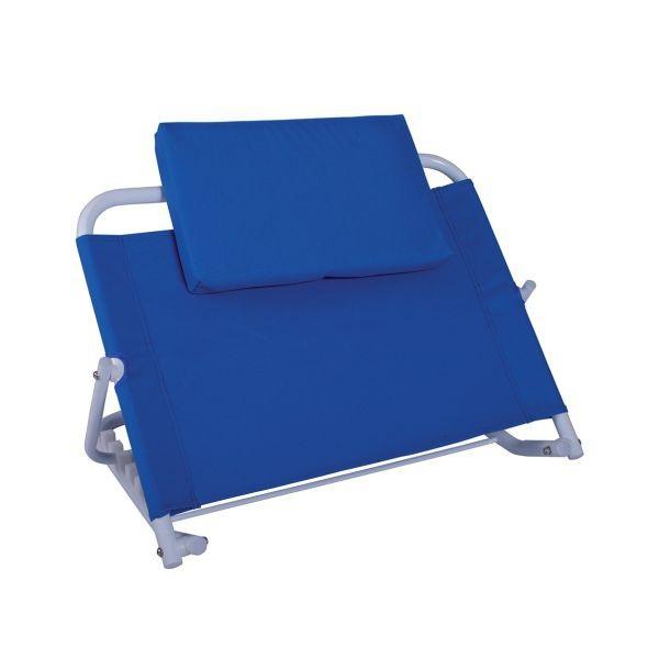 Encosto de cama ajustável para apoio dorsal e cabeça