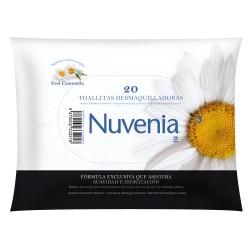 Nuvenia - Toalhitas Desmaquilhantes