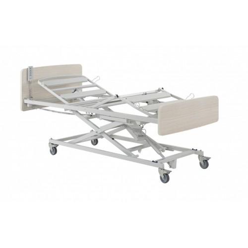 XPRIM 3 - Pack Cama Hospitalar Articulada Elétrica de Elevação com Comando de Bloqueio