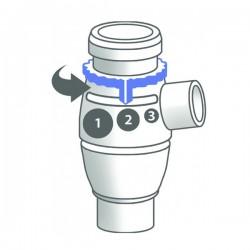 Nebulizador de compressor A3 Complete