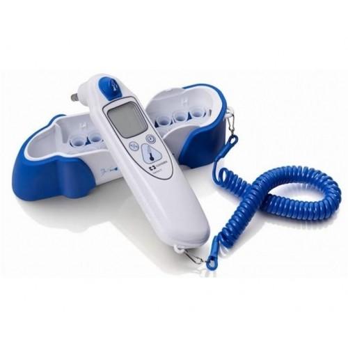 Genius 3 - Termómetro Profissional auricular (com base)