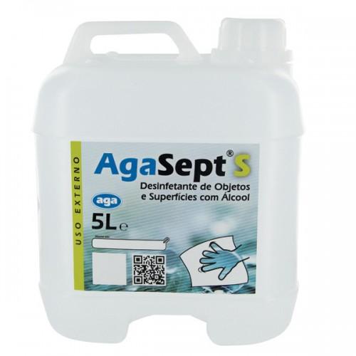AGASEPT S-Desinfetante de Superfícies 5000ml