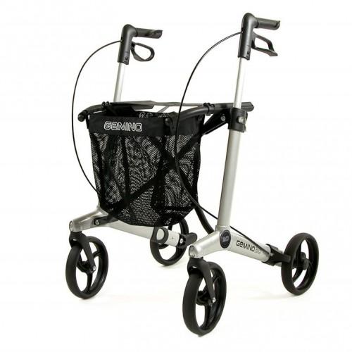 Andarilho Gemino 20 com quatro rodas e bolsa