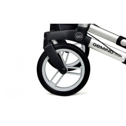 Andarilho Gemino 60 com quatro rodas e bolsa