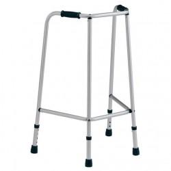 Andarilho para adulto regulável em altura e com pernas reforçadas