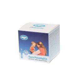 Soro Fisiológico Unidose Esterilizado 5ml (caixa de 30 unidades)