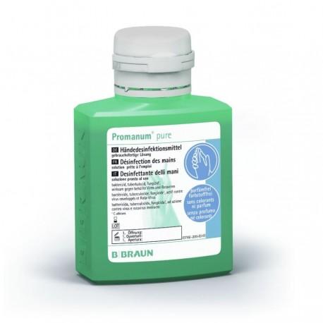 PROMANUM-Antisséptico para a higienização e assépsia das mãos 100ml