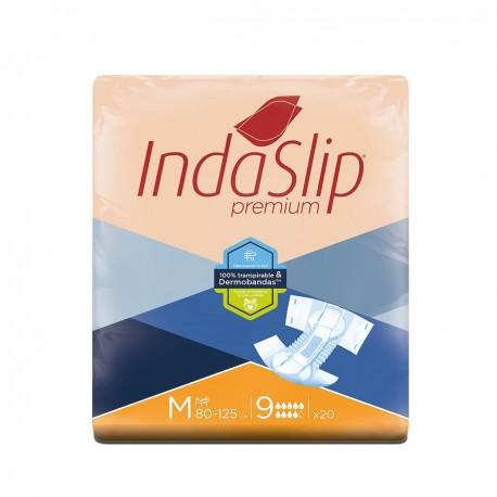 Fralda de Adulto Indaslip Premium (Gama 9) M