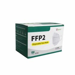 Máscaras de Alta Filtragem FFP2 (caixas de 35 máscaras)