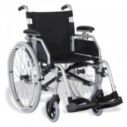 Cadeira de Rodas Apolo Manual Encartável - PL70A