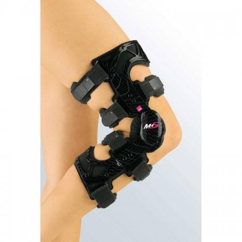 Joelheira rígida com articulação Physioglide M.4®s