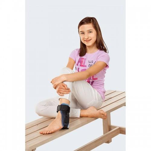 Órtótese de tornozelo para estabilização M.step® Kidz