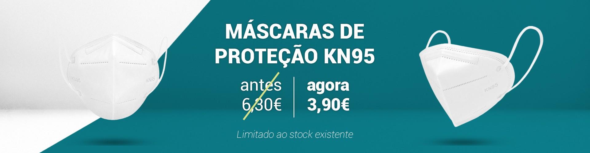 Máscaras de Proteção KN95